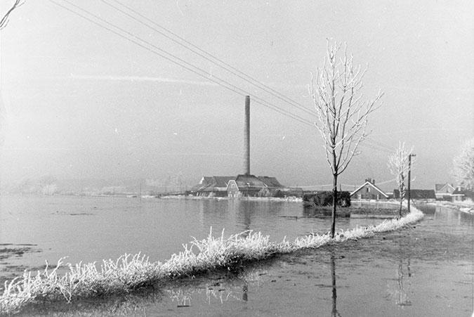 Rhederlaag, 1935 - 1940